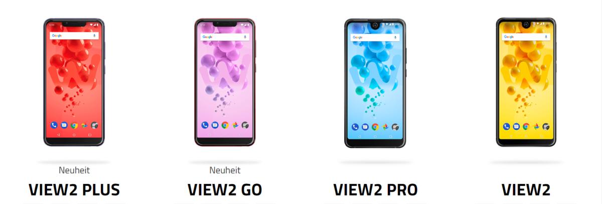 Wiko Dual SIM Handys im Vergleich