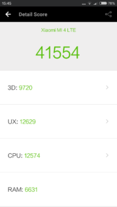 Xiaomi Mi4 Antutu Benchmark 169x300