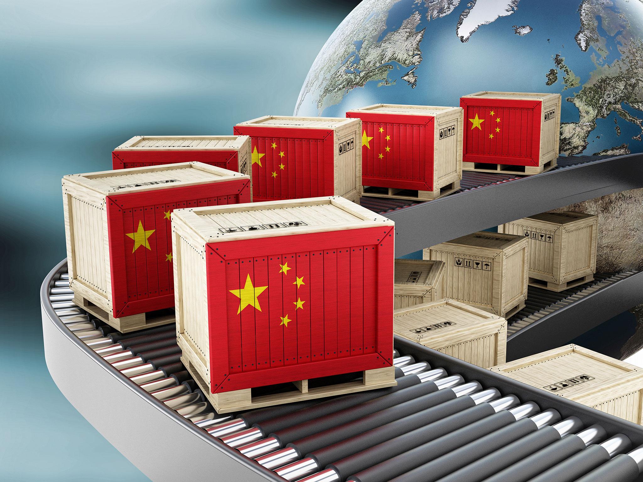 versand china smartphone