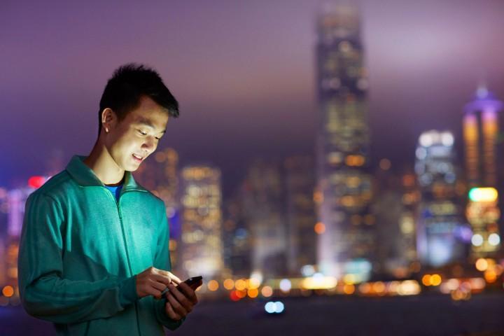 chinese smartphone shenzhen