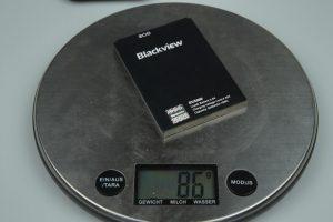 Blackview BV5000 Akkulaufzeit Akku (3)