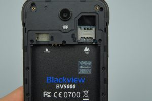 Blackview BV5000 Netz Empfang