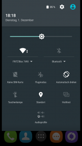Oukitel K4000 Oukitel Launcher UI (1)