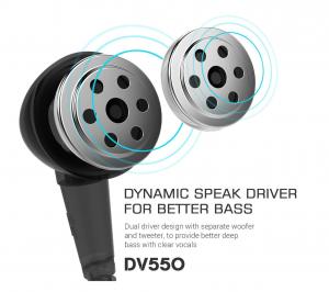 Divoix DV550 Titel