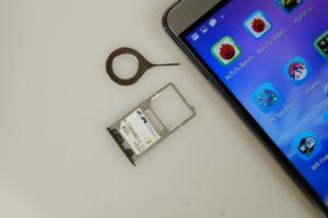 Blackview R7 Empfang Netz LTE