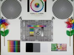 Elephone P9000 Testbild Vergleich