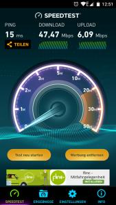 Doogee Y200 Wifi Test