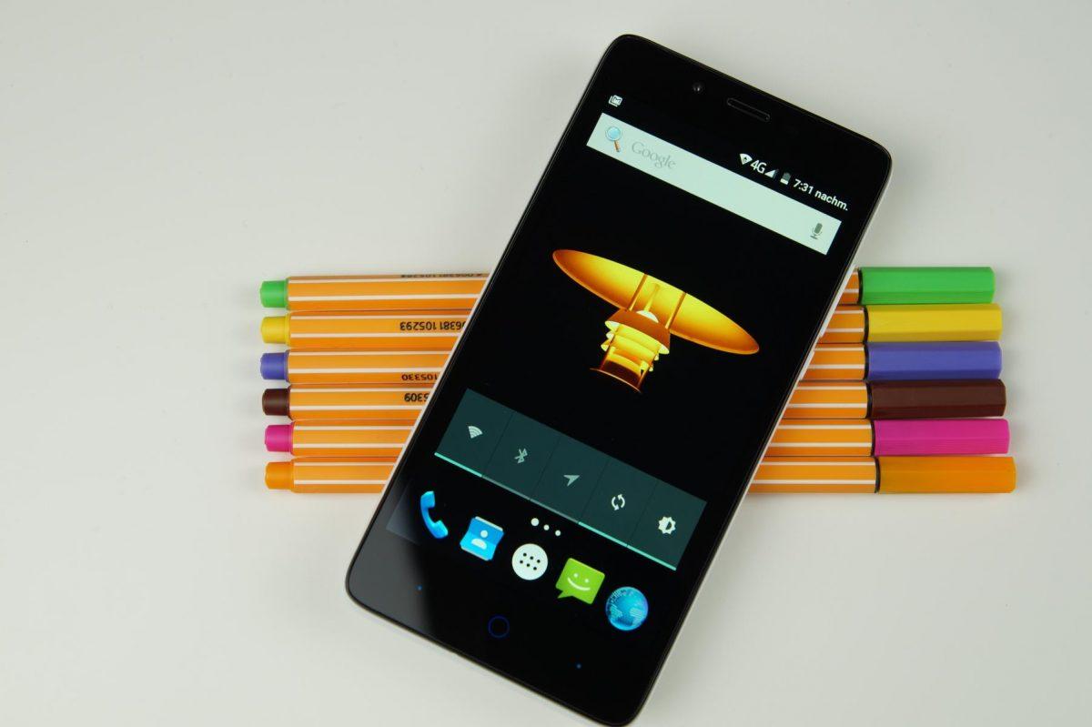 Elephone P6000 Pro Display (1)