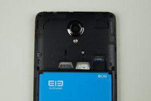 Elephone P6000 Pro Empfang Netz