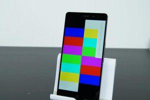 Elephone P9000 Display (2)