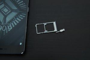 Elephone P9000 Dual SIM Hybrid Slot Empfang