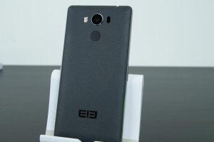Elephone P9000 Fingerabdrucksensor