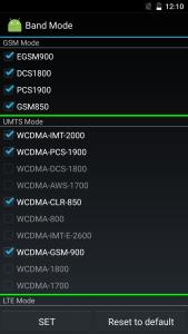 Elephone P9000 Frequenzen LTE 3G (3)