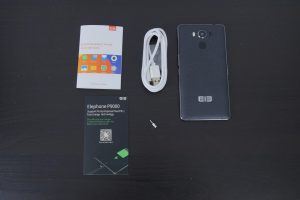Elephone P9000 Lieferumfang