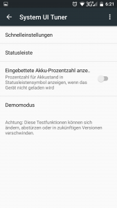 Elephone P9000 System UI Tuner (2)