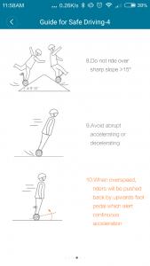 Xiaomi ninebot Mini Anleitung 4 169x300