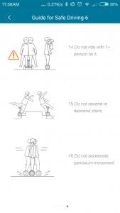 Xiaomi ninebot Mini Anleitung (6)