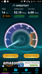 Umi Rome X Wifi Speed