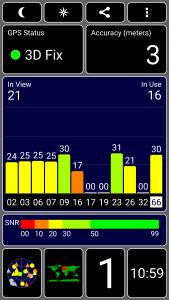 Bluboo X9 GPS Test