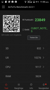 Cubot Note S Benchmark (3)