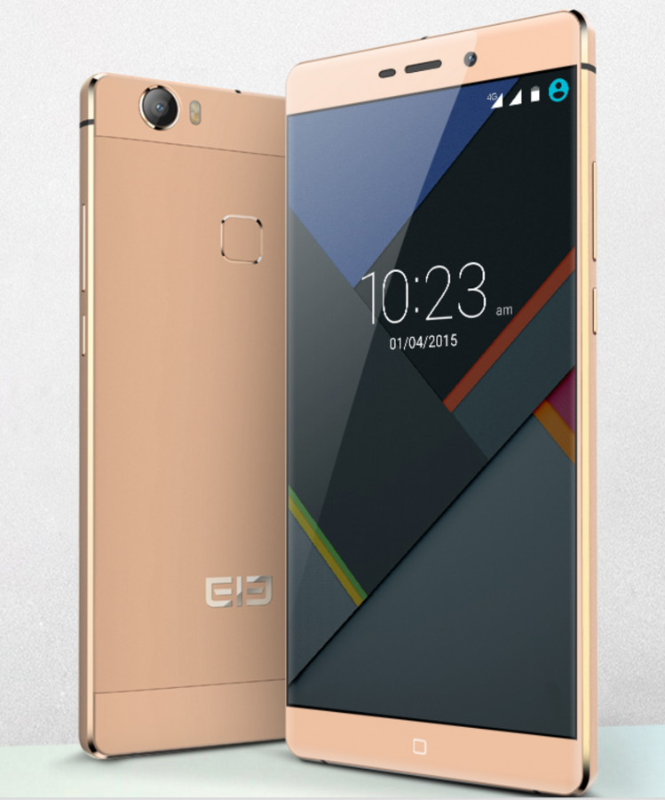 Elephone M3 Design