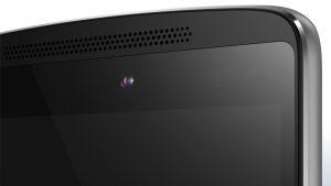 Lenovo K4 Note Vorderseite Design