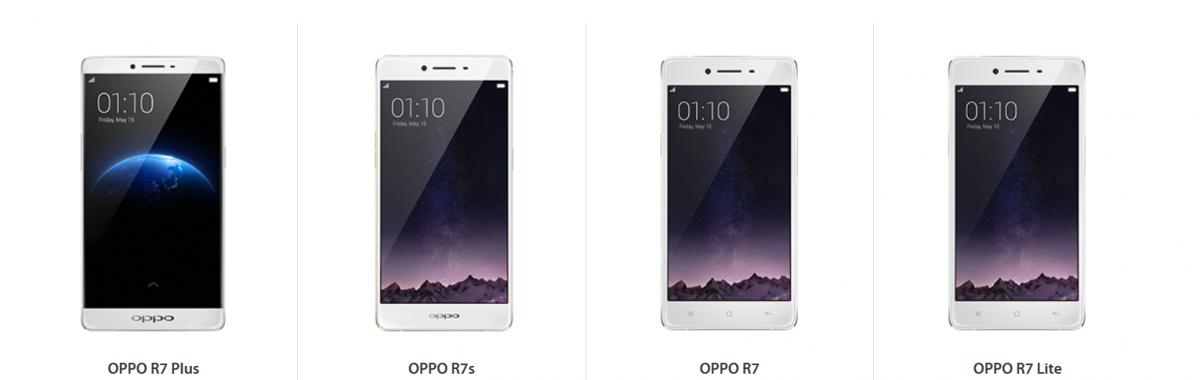 Oppo R7 R7s R7 plus 1200x380