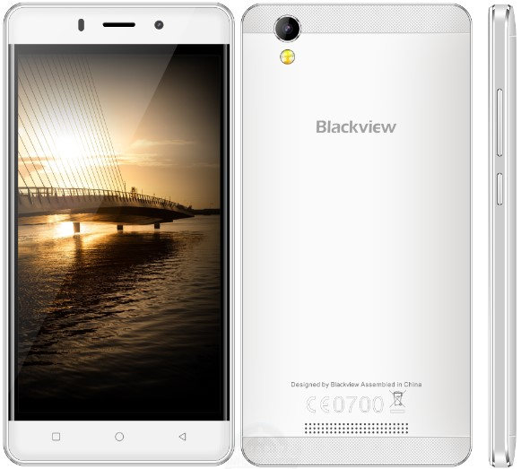 Blackview A8 test