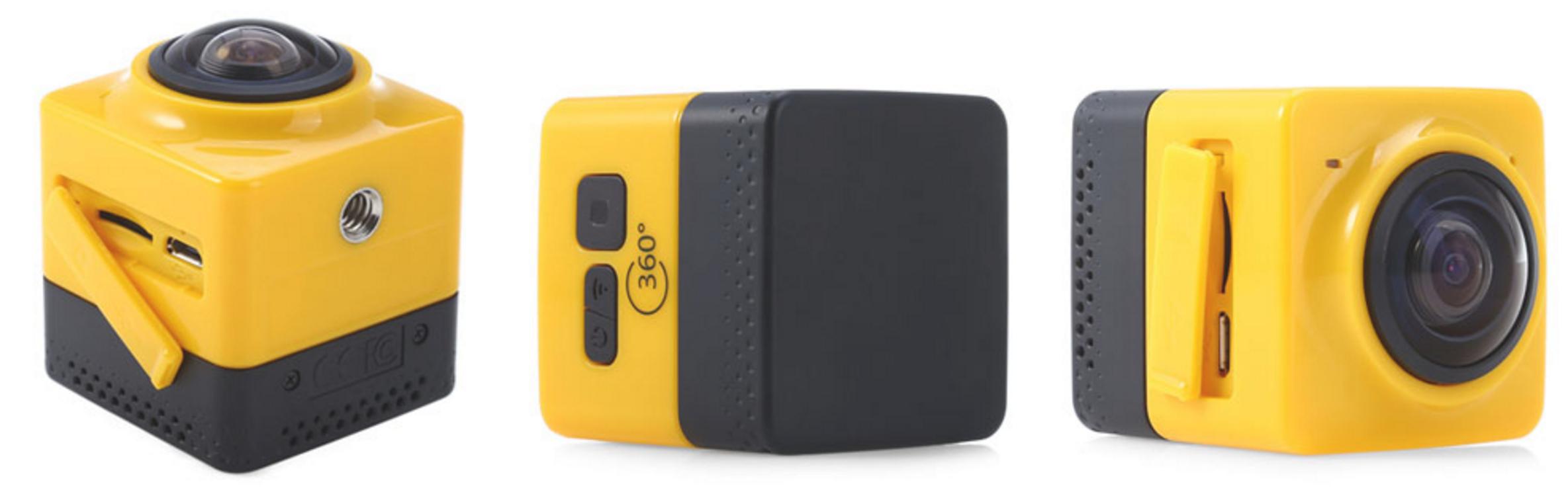 Cube 360 Kamera 1