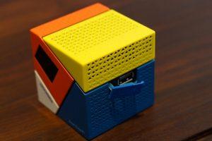 Doogee Cube P1 Mini Beamer Projektor Android (3)