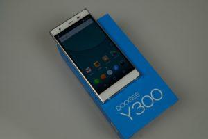 Doogee Y300 Verpackung Versand 1 300x200