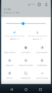 Doogee Y300 Test UI Launcher 2