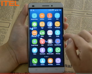 Oukitel U8 Android