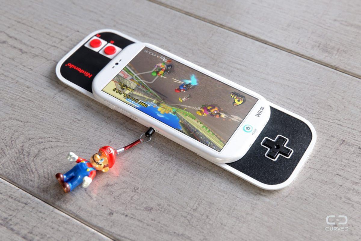 Nintendo Wii m Konzept Rendering