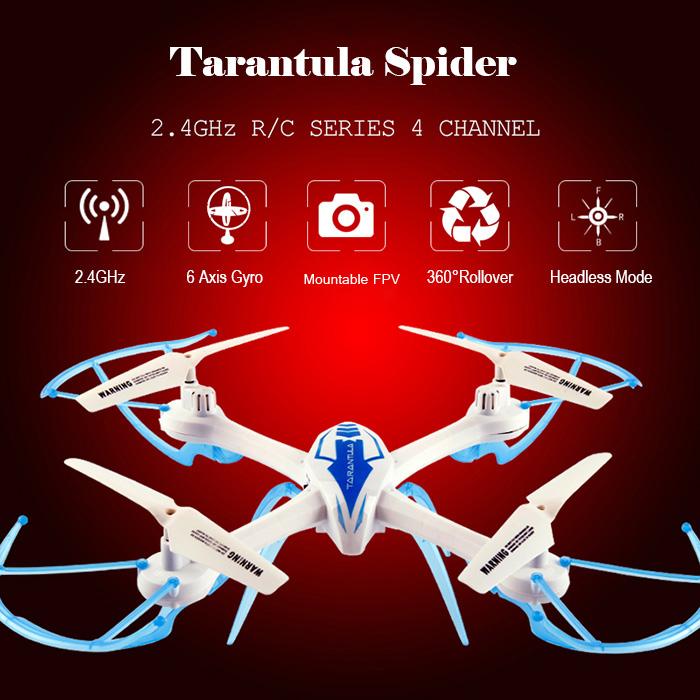 Tarantula Spider 1505 test testbericht