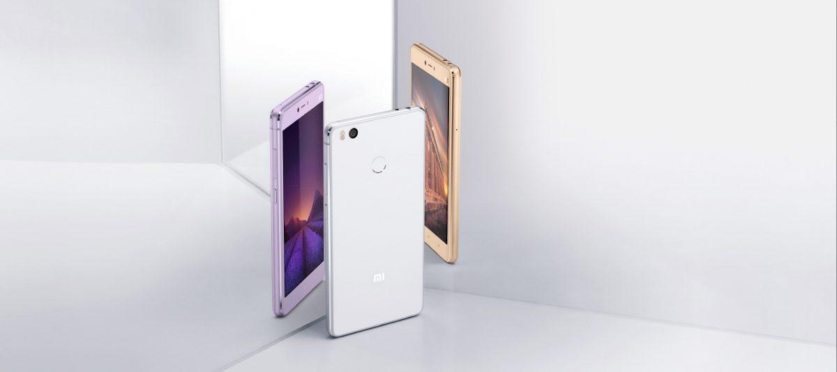 Xiaomi Mi4s test