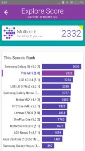 Vellamo Benchmark Xiaomi Mi5 (1)