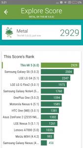 Vellamo Benchmark Xiaomi Mi5 (3)