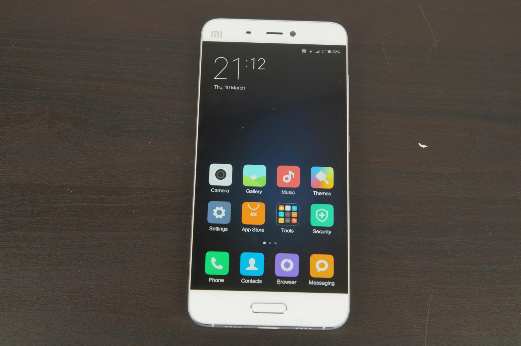 Xiaomi Mi5 Testbericht