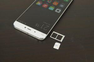 Xiaomi Mi5 Empfang Netz LTE