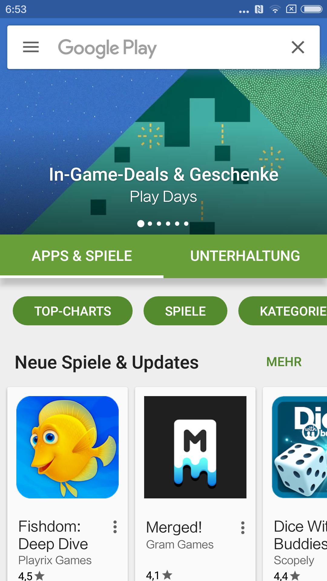 Tutorial: Google Playstore auf LeEco Le Max 2 installieren