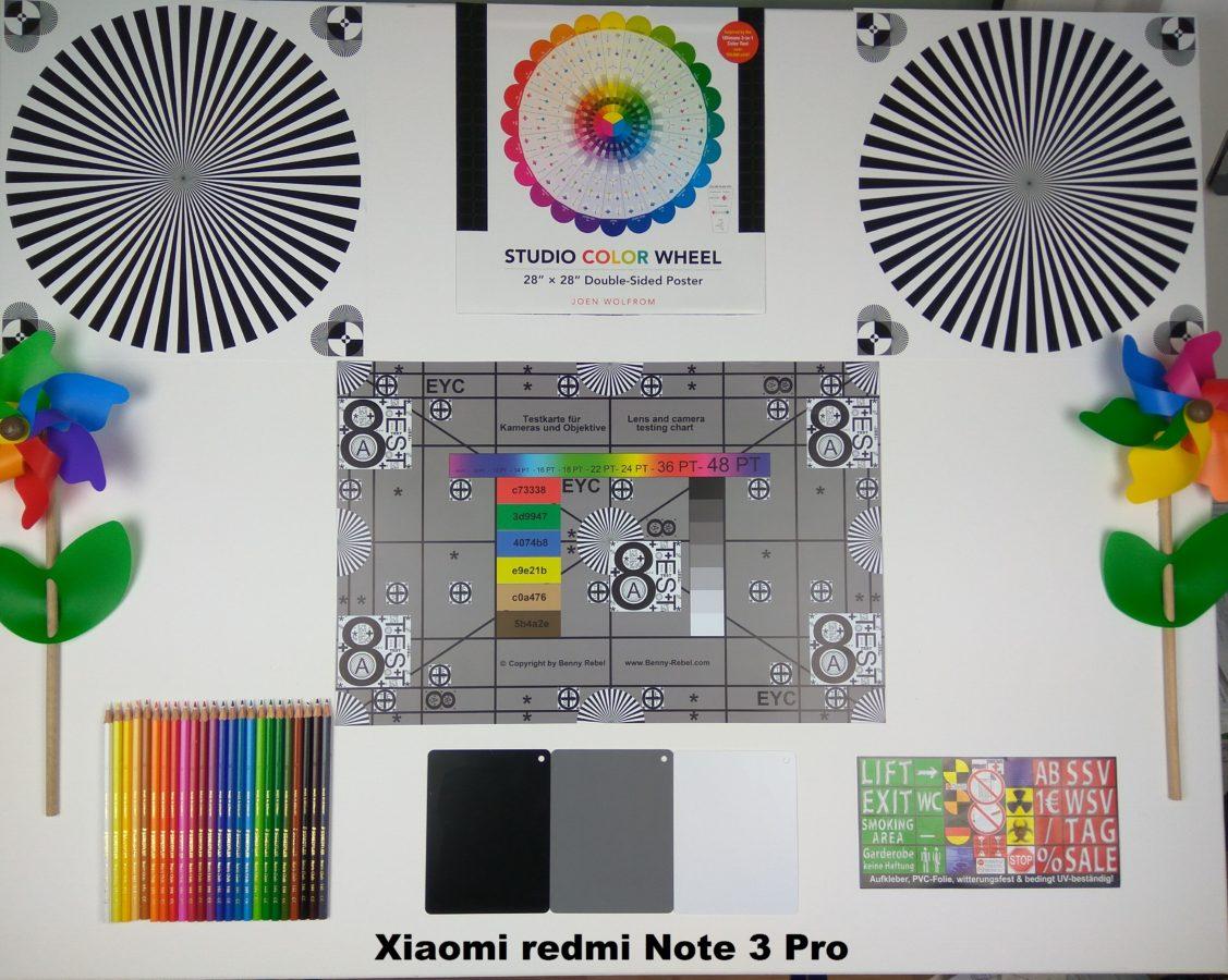 Redmi Note 3 Pro Kamera Messung