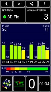 Xiaomi Redmi Note 3 Pro GPS Test Fix