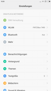 Xiaomi Redmi Note 3 Pro MIUI Multilanguage ROM deutsch 2 169x300