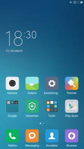 Xiaomi Redmi Note 3 Pro MIUI Multilanguage ROM deutsch 3 169x300