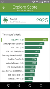 Zopo Speed 8 Vellamo Benchmark (2)