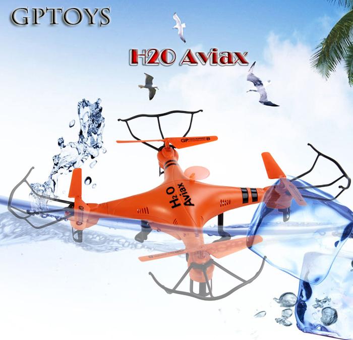 GPToys Aviax H2O Test Testbericht