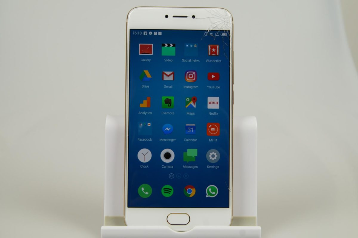 Meizu Pro 6 Display Test (1)