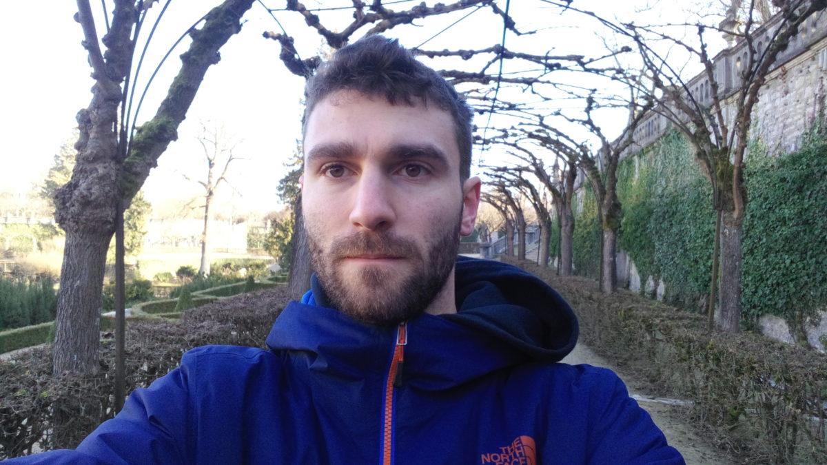Vernee Apollo Selfie (1)