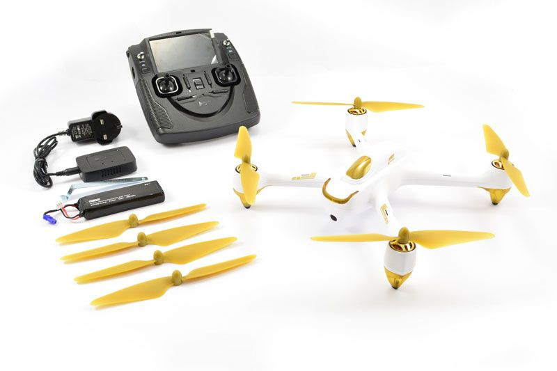 hubsan h501s x4 5.8g fpv brushless 1080p hd camera gps black in stock 4 6645 p